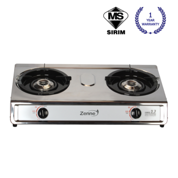 Direct Injection Double Burner (KDI201C)