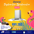 Range Hood (KRH-D10MB-G) - Zenne Malaysia