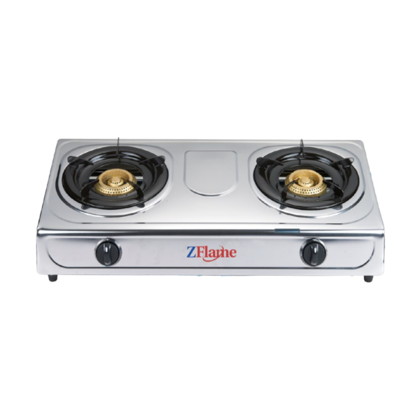 Gas Cooker ZFG-B2801-S - Zenne Malaysia