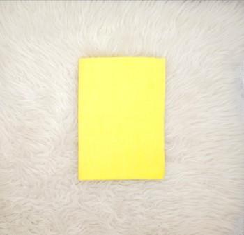 Comfy Cotton Shawl in Yellow Sunshine