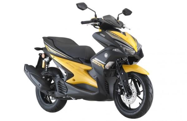 NVX 155 - Yamaha original parts by AH HONG MOTOR