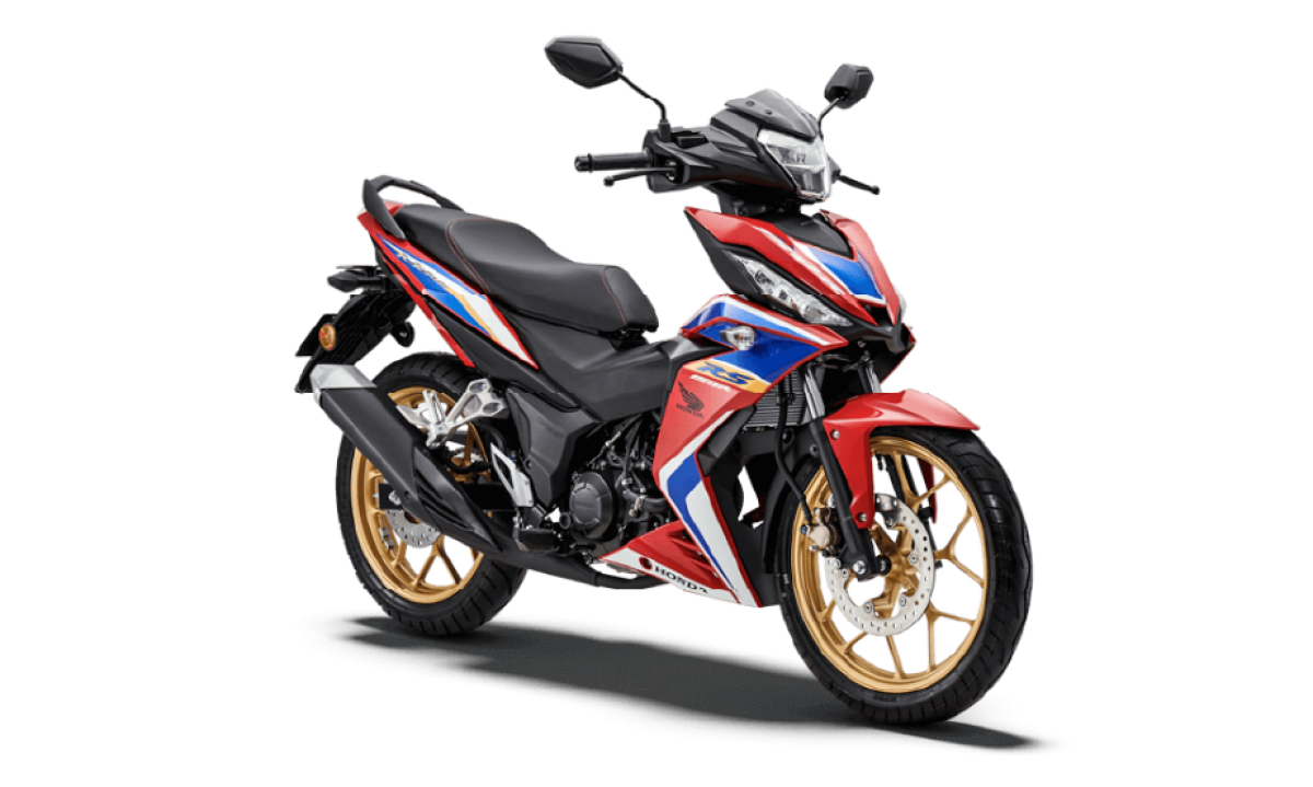 RS 150 - Yamaha original parts by AH HONG MOTOR
