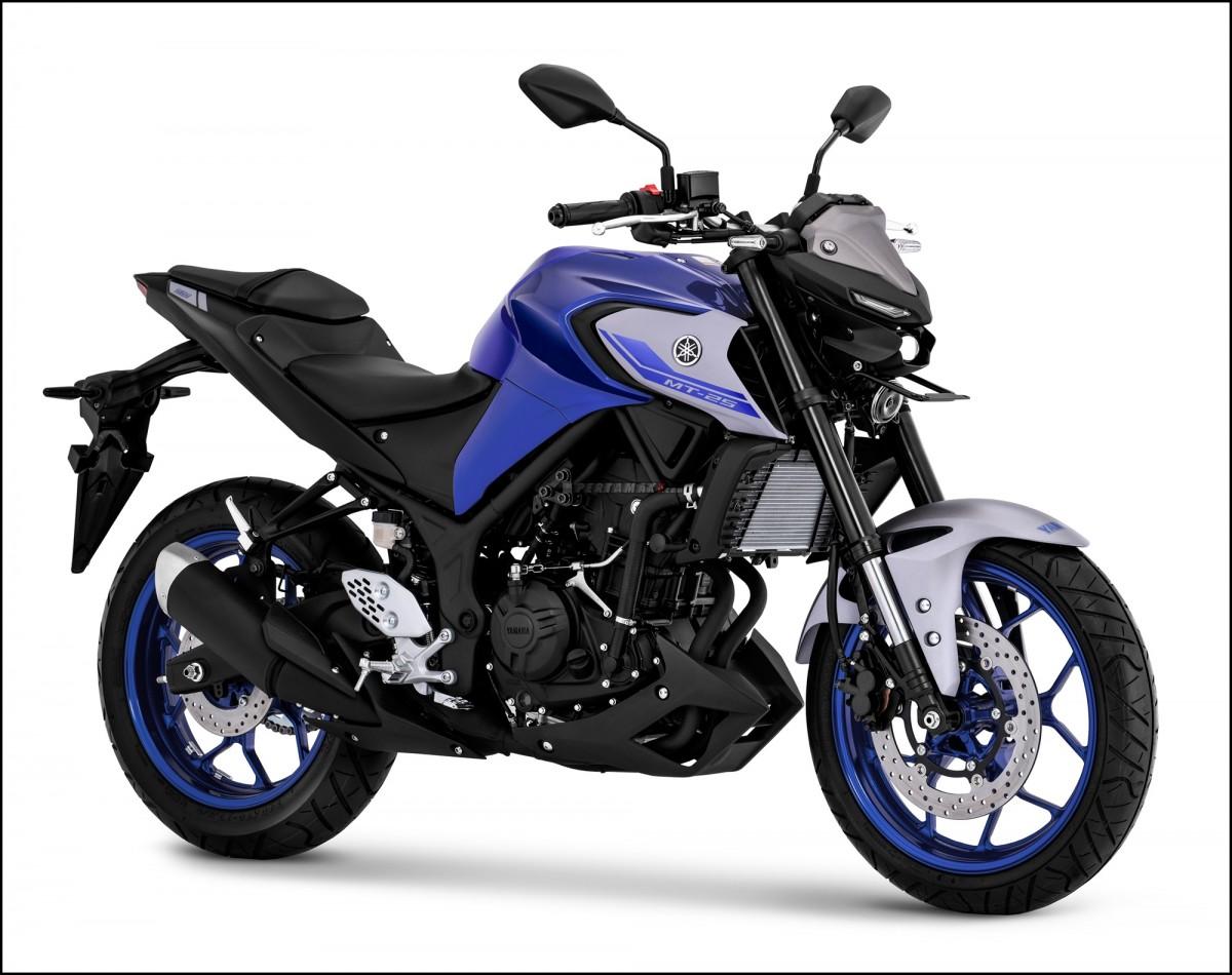 MT-25 - Yamaha original parts by AH HONG MOTOR
