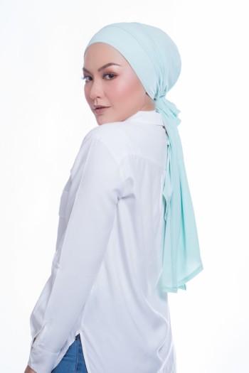 MEKNIS THE LABEL - Femme Turban - Mint Green