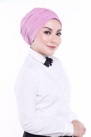 MEKNIS THE LABEL - Basic Turban - Pink