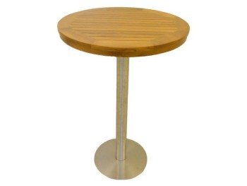 ACCURA ROUND BAR TABLE