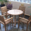 TIARA ROUND TABLE D100 - HORESTCO FURNITURE