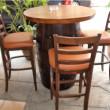 HEALY BARREL TABLE D80 - HORESTCO FURNITURE