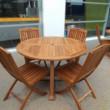 TIARA ROUND TABLE D120 - HORESTCO FURNITURE