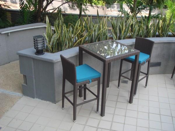 PANAMA BAR TABLE - HORESTCO FURNITURE