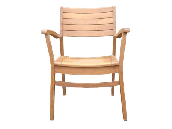 FLORENCE STACKING CHAIR - HORESTCO FURNITURE
