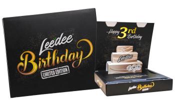 Leedee Birthday Limited Edition 2021