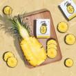 Leedee Pineapple - Nadd Empire Sdn Bhd