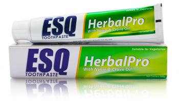 ESQ Herbal Toothpaste Herbalpro