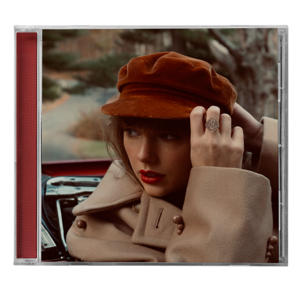 'Red' (Taylor's Version) - Clean CD