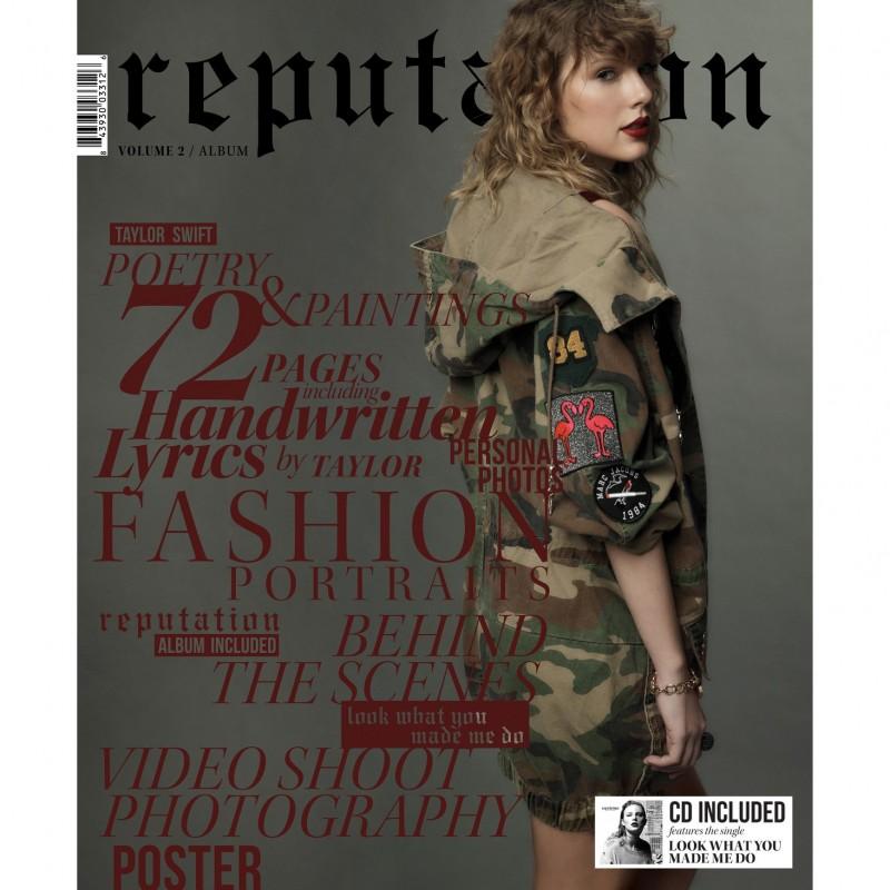 Reputation - Deluxe Edition Volume 2 Magazine