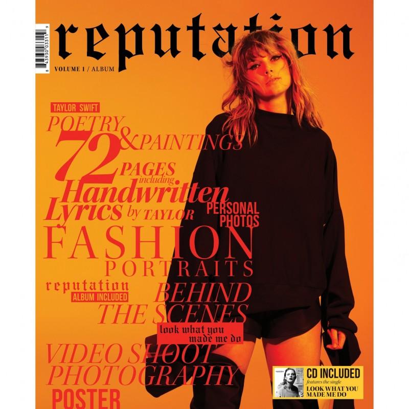Reputation - Deluxe Edition Volume 1 Magazine