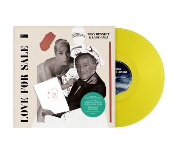 Love For Sale (Exclusive Colored Vinyl)