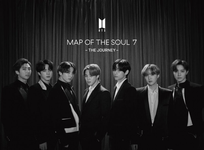 Map of the Soul: 7 ~The Journey~ [Limited Edition C]