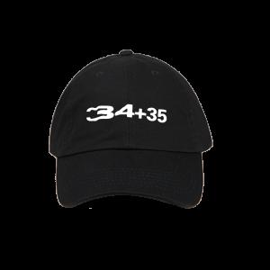34+35 dad hat