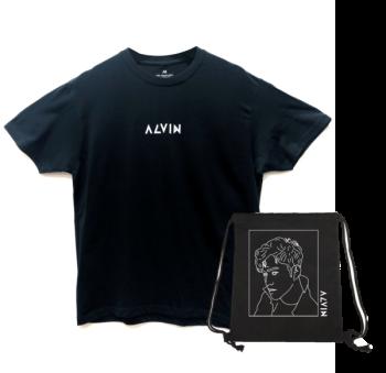 Alvin Chong Official Merchandise Set