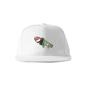 Tak Sangka White Cap