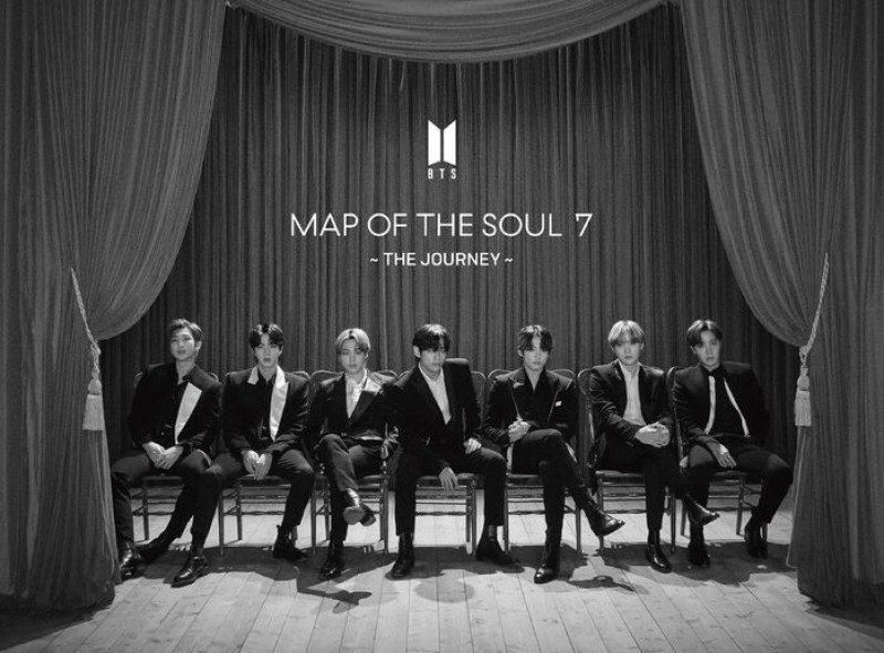 Map of the Soul: 7 ~The Journey~ [Limited Edition A]