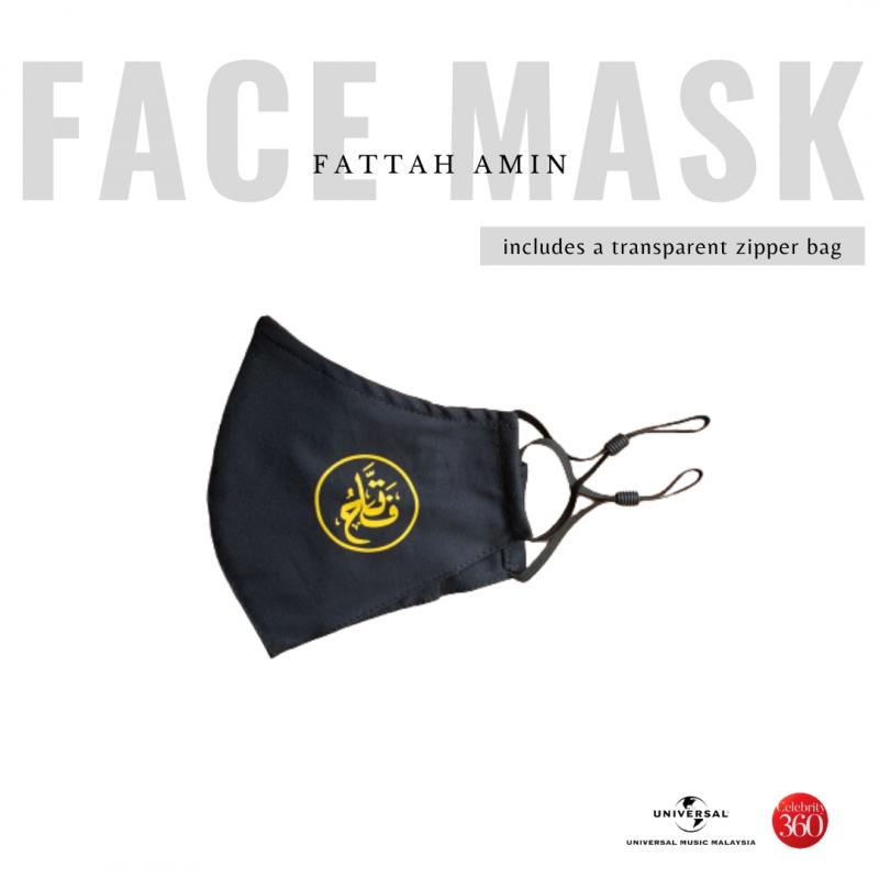 Fattah Amin Face Mask