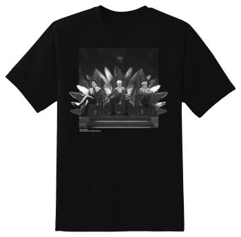 Tak Sangka Black Oversized T-Shirt