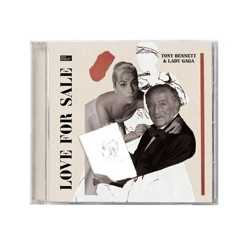 Love For Sale (Standard CD)