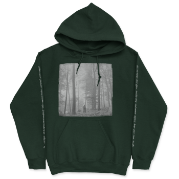 """the """"in the trees"""" hoodie"""