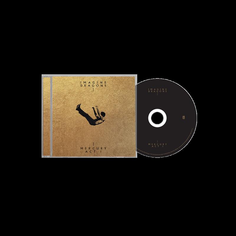 Mercury: Act 1 (CD)