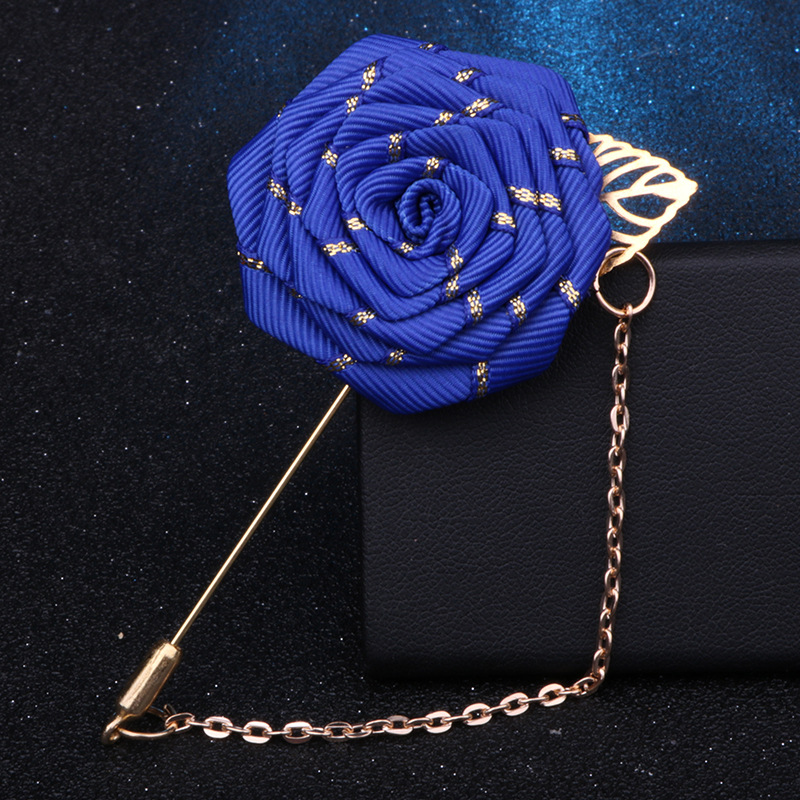 EXCLUSIVE PIN POKET BAJU WARNA ROYAL BLUE