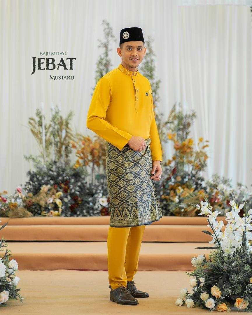 Melayu Jebat In Mustard