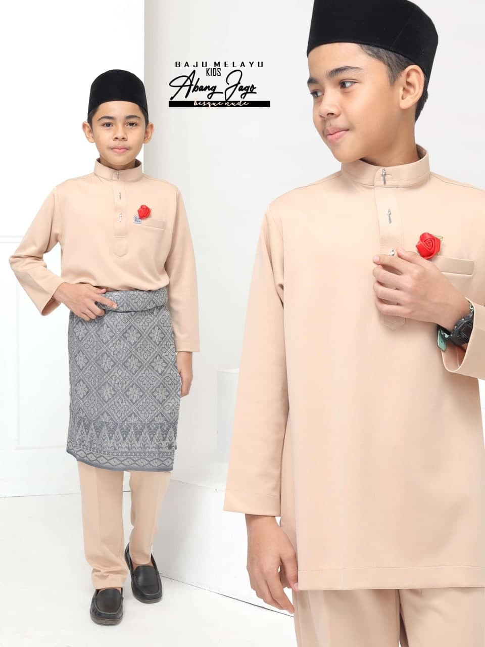 Bang Jago Kids In Bisque Nude