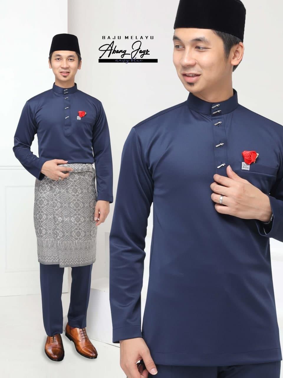 Bang Jago In Navy Blue