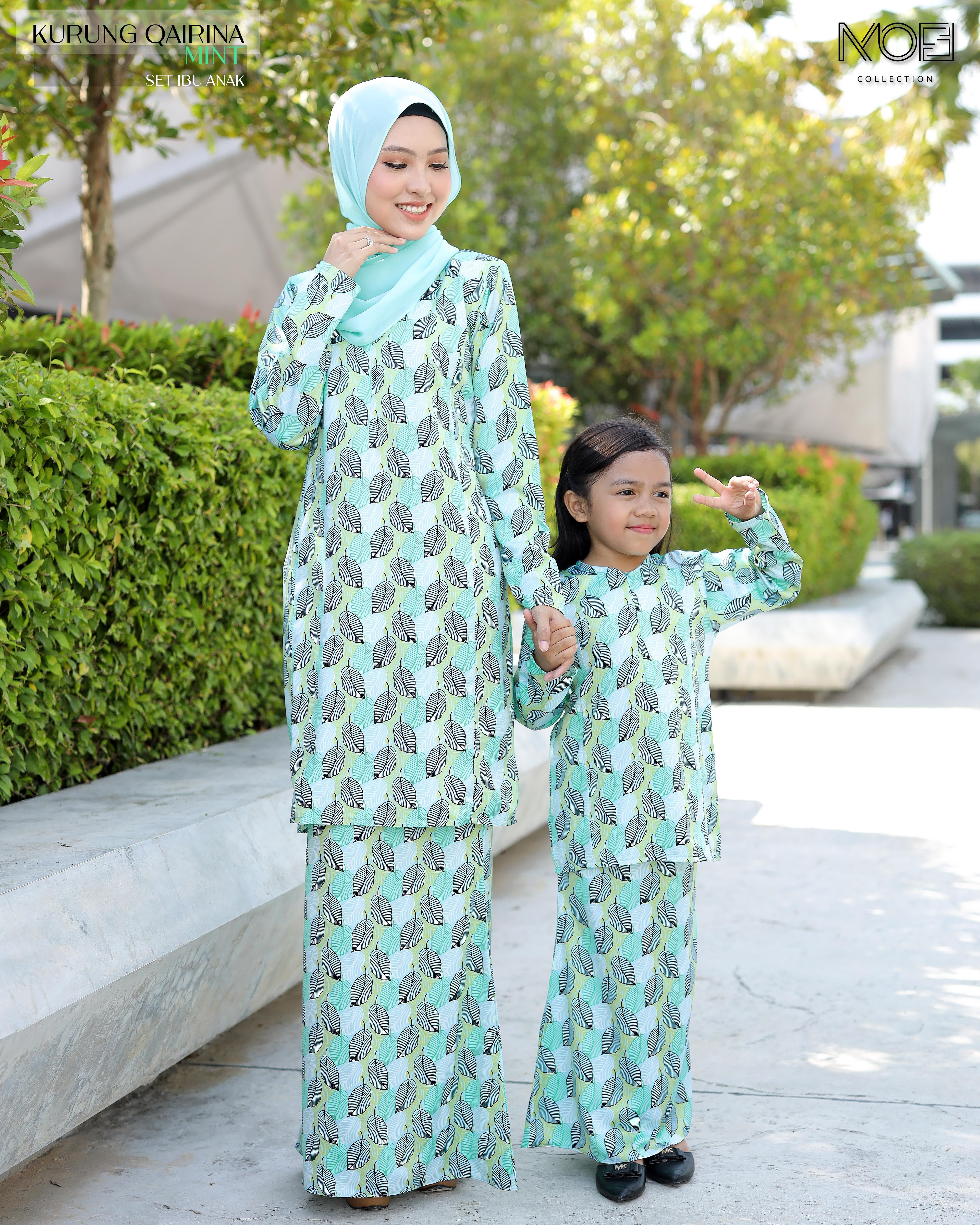 Qairina Kids In Mint