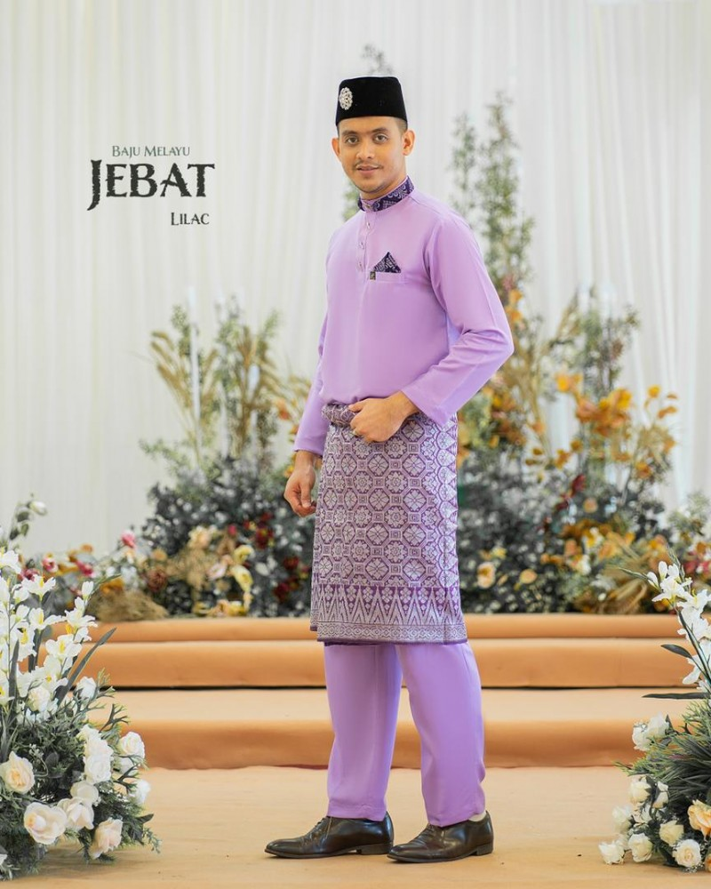Melayu Jebat In Lilac
