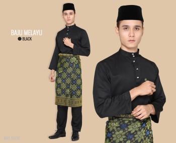 Melayu Moden In Black
