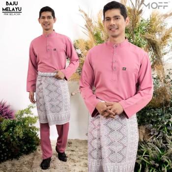 Melayu Moden In Dusty Pink