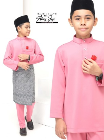 Bang Jago Kids In Cerise Pink