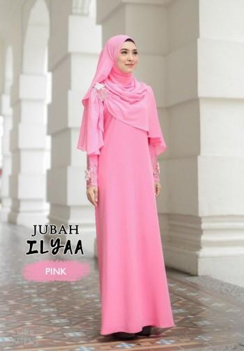 Ilyaa Jubayh In Pink