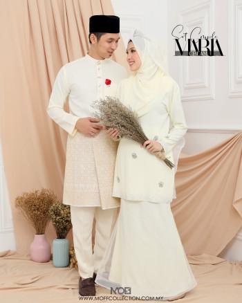 Bridal Set Maria In Cream