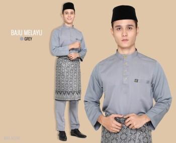 Melayu Moden In Grey