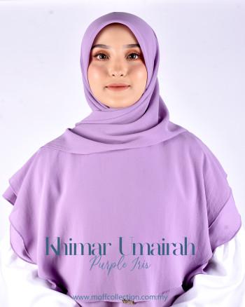 Khimar Umairah In Purple Iris