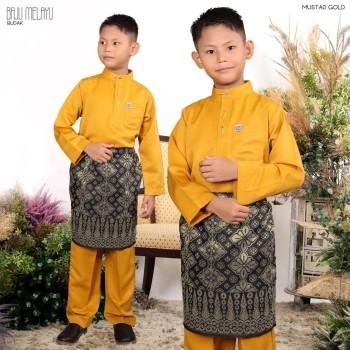 Melayu Kids In Mustard