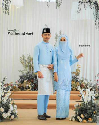 WALINONG SARI BABY BLUE