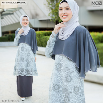 Moura In Grey Charcoal
