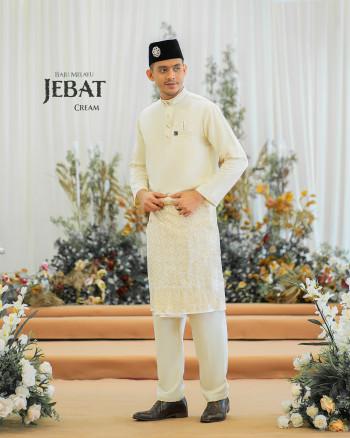 Melayu Jebat In Cream