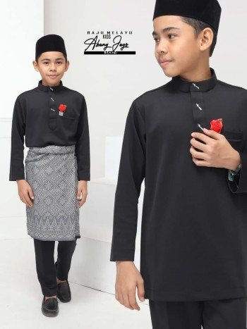 Bang Jago Kids In Black